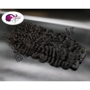 Indian Curly - Raw Hair -...