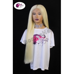 Perücke - blond - 65cm