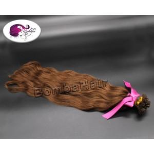 brown (color: 3Q) - wavy -...