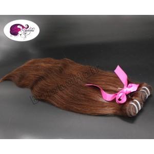 Braun (color: 3) - Haartressen